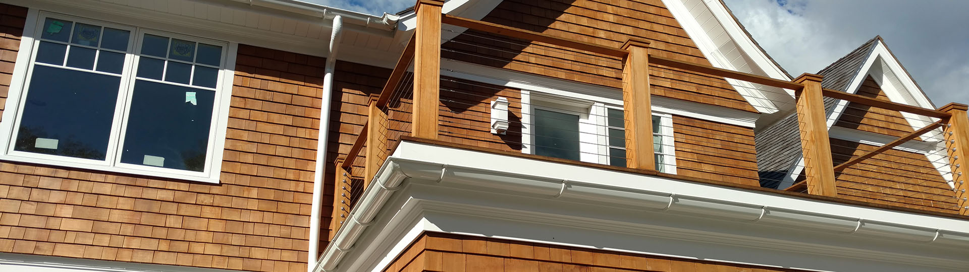 New Gutters Installations Long Island Replacement